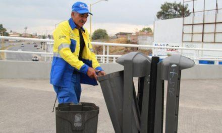 ¡Municipio de Aguascalientes se mantiene limpio!
