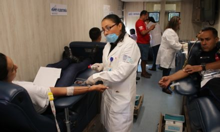 ¡Con jornada de donación se conmemoró el Día Mundial del Donante de Sangre en el ISSEA!