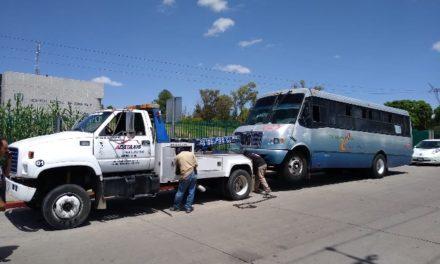 """¡Desde el inicio de """"Yo Voy"""", CMOV ha retirado 34 unidades de transporte público!"""