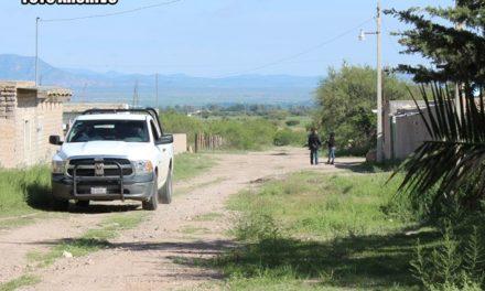 ¡Ejecutaron a 2 hombres en un camino de terracería en Pánfilo Natera!