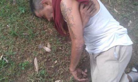¡Delincuente se salvó de morir atropellado tras asaltar una residencia en Aguascalientes!