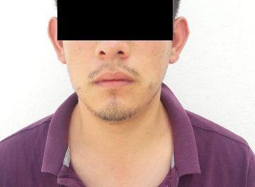 ¡Detuvieron en Aguascalientes a sujeto que violó a su hijo en el Estado de México!