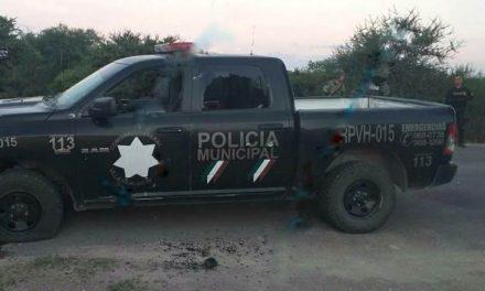 ¡Emboscaron e hirieron a balazos a comandante de la Policía Municipal de Villa Hidalgo, Jalisco!