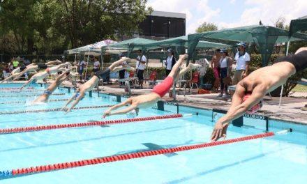 ¡Se destacan alumnos de la Alberca Olímpica del IDEA en el Campeonato Estatal de Curso Largo de Natación!