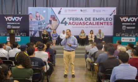 ¡Seguiremos generando condiciones óptimas para la creación de empleos: MOS!
