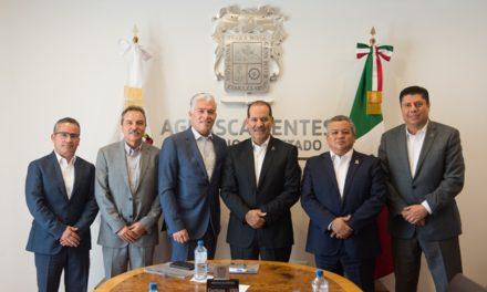 ¡Gobernador se reúne con funcionarios de la CFE y anuncian inversiones y aseguran prestación del servicio!