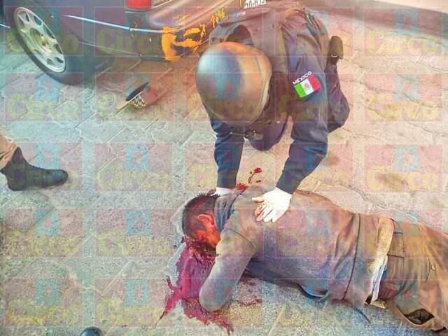 ¡Grave hombre atropellado en Jerez!