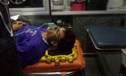 ¡Vendedor de drogas fue herido en un intento de ejecución en Aguascalientes!