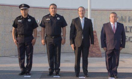 ¡La seguridad es una prioridad para el Estado y se trabaja con determinación para evitar hechos violentos!