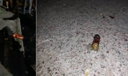 ¡Intentaron ejecutar a un narcomenudista en Aguascalientes y lo lesionaron de un balazo!