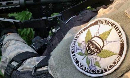 ¡Más de 70 kilogramos de narcótico aseguró la Fiscalía de Aguascalientes tras cateo!