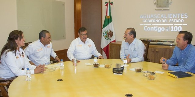 ¡Maestros de Aguascalientes comprometidos con la educación de niños y jóvenes!