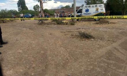 ¡Hombre murió electrocutado en Asientos, Aguascalientes!