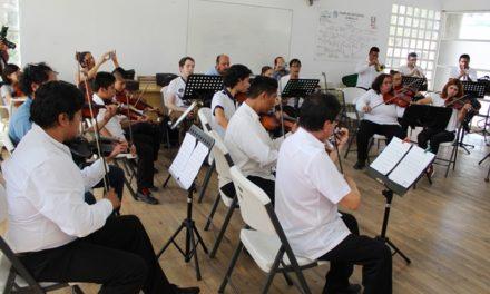 ¡Casa del Adolescente tiene ya su Orquesta Sinfónica!