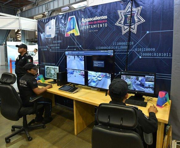 ¡Policía Municipal de Aguascalientes a la vanguardia en tecnología!