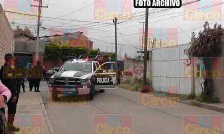 ¡Policía preventivo se dio un balazo en una mano en la Presidencia Municipal de Guadalupe por accidente!