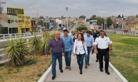 ¡Miriam Rodríguez Tiscareño supervisa personalmente servicios que brinda el Municipio a la población!