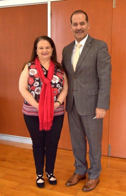 ¡Gobernador MOS gestiona recursos federales para el Sector Salud!