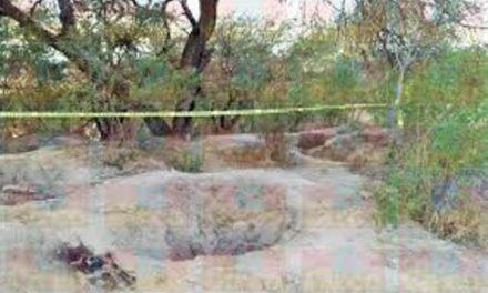 ¡Identificaron los restos de un ejecutado hallado en una narco-fosa en Lagos de Moreno en el 2018!