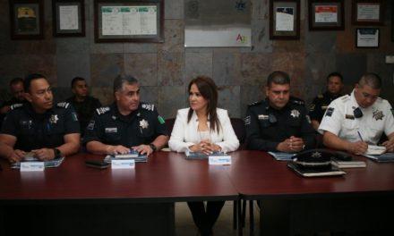 ¡Secretaría de Seguridad Pública Municipal da resultados a la ciudadanía!