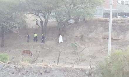 ¡Hombre se mató tras colgarse de la rama de un árbol en Calvillo, Aguascalientes!
