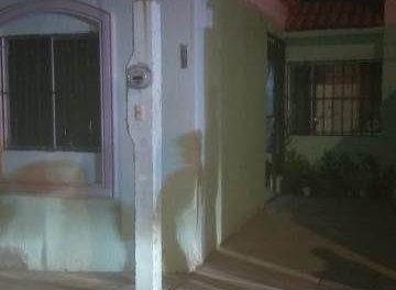 ¡Joven se ahorcó con un cable de antena en el patio de su casa en Aguascalientes!