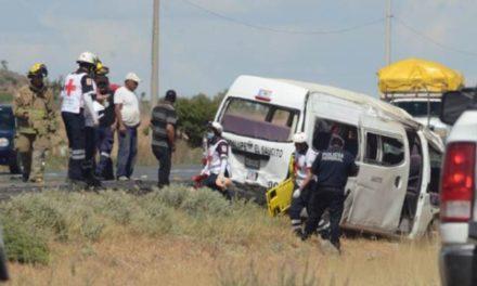 ¡3 muertos y 18 lesionados tras espantoso accidente en Trancoso!
