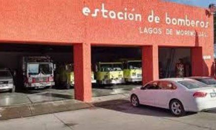 ¡3 lesionados tras flamazo en un tanque de gas en Lagos de Moreno!