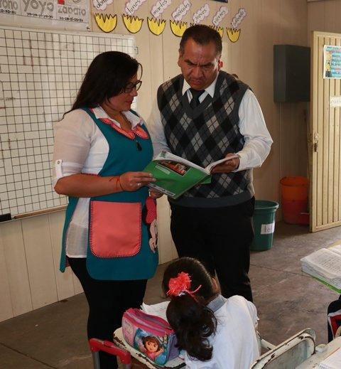 ¡Directores y supervisores de Aguascalientes obtienen buenos resultados en evaluación del desempeño!