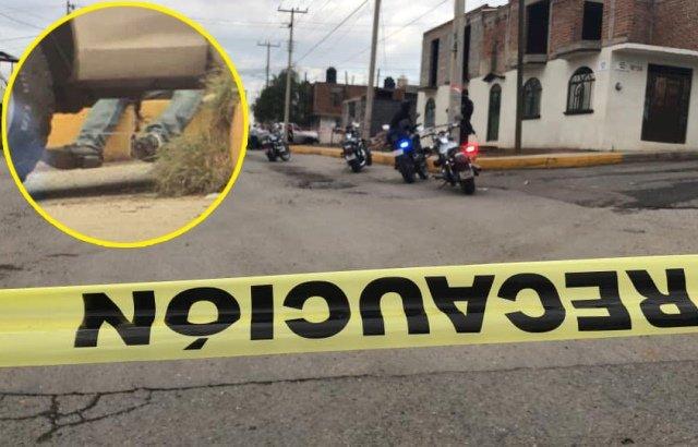 ¡Ejecutaron a un joven e hirieron a su esposa en ataque directo en Guadalupe!