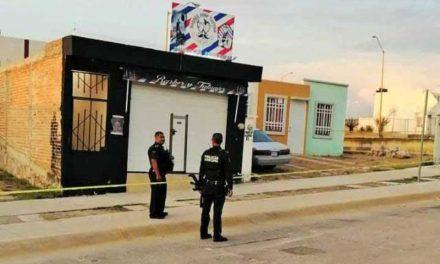¡Estrangulado murió el hombre ejecutado en una barbería en Aguascalientes!