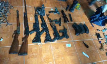 ¡Rescataron a un hombre secuestrado y detuvieron a 5 plagiarios en Río Grande!