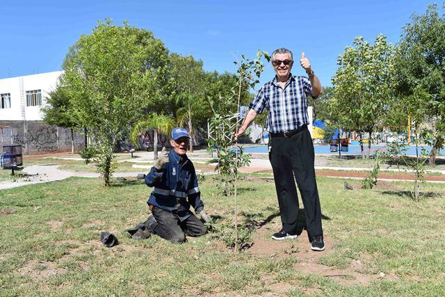 ¡Más de mil árboles para Aguascalientes en parques y comunidades rurales!