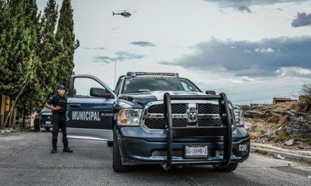 ¡Da resultados el trabajo de la Policía Municipal de Aguascalientes!