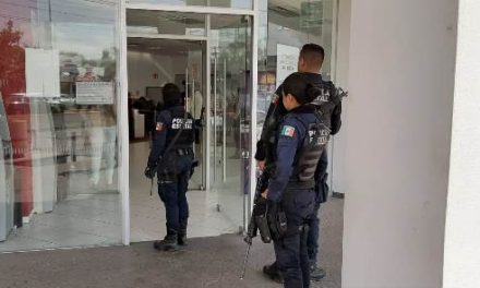 ¡Policías estatales de Aguascalientes frustraron una extorsión telefónica!