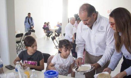¡Entrega el gobernador nuevos espacios dignos para atender a las familias!
