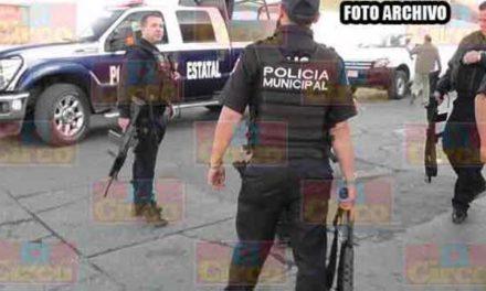 ¡Emboscaron y ejecutaron al director de la Policía Municipal de Juan Aldama y a uno de sus escoltas!