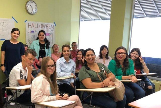 ¡Fortalece IEA bilingüismo en educación básica a través de capacitación a maestros en Canadá!