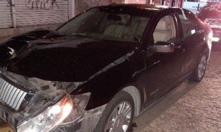 ¡Espantoso accidente tipo choque-atropello dejó 1 muerta y 2 lesionados en Aguascalientes!