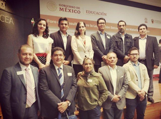 ¡Participa Aguascalientes en foros de consulta sobre la legislación en materia educativa a nivel nacional!