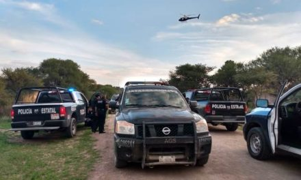 ¡Policías estatales de Aguascalientes ahuyentan a delincuentes a Jalisco tras espectacular operativo!