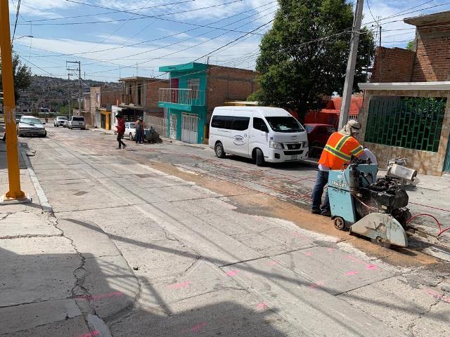 ¡Municipio invertirá 5 millones más para rehabilitar red sanitaria del Palomino Dena!