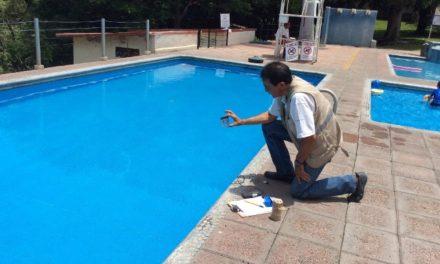 ¡ISSEA realizará monitoreo de agua en albercas públicas!