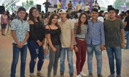 ¡La Instancia de Juventud de Jesús María lanza campañas de prevención para jóvenes en la Feria de los Chicahuales 2019!