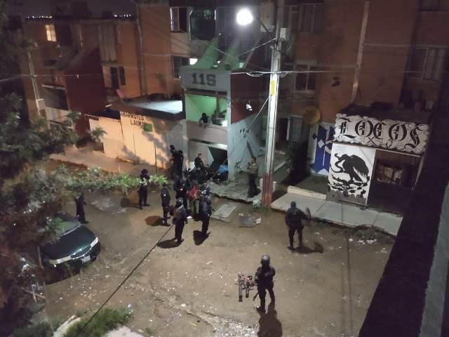 """¡La Fiscalía """"reventó"""" otra narco-tiendita en Aguascalientes y capturó al narcomenudista """"El Chay""""!"""