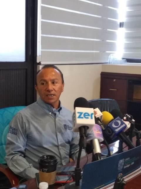 ¡La falta de conocimiento del Gobierno Federal pone en riesgo la operación del Sector Salud: Sergio Velázquez!