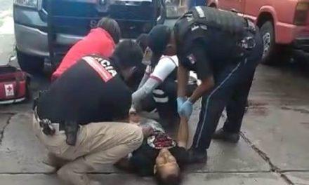 ¡Joven fue asesinado con un arma blanca tras una riña en Aguascalientes!