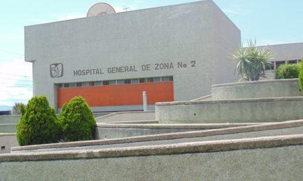¡Camilleros del HGZ 2 del IMSS en Aguascalientes provocaron la muerte de un paciente!