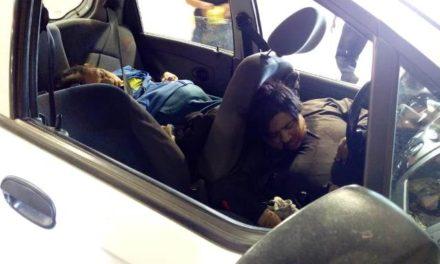 GALERIA/2 MUERTOS Y 1 LESIONADA TRAS FUERTE ACCIDENTE AUTOMOVILÍSTICO EN AGUASCALIENTES