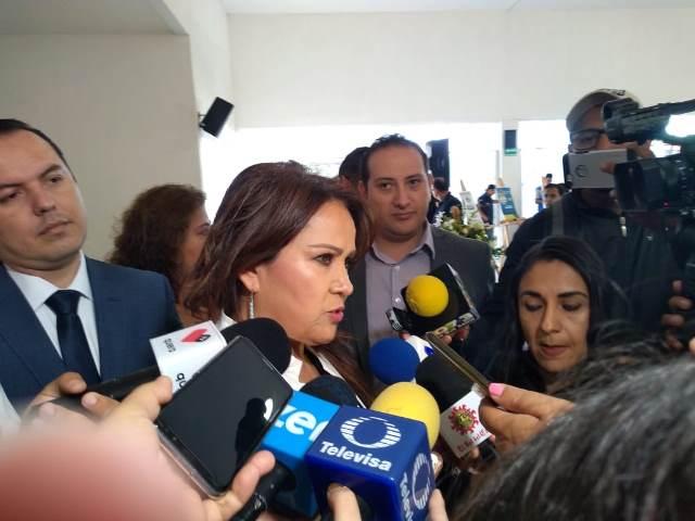 ¡El Ayuntamiento dispuesto a colaborar con la Guardia Nacional: Miriam Rodríguez!
